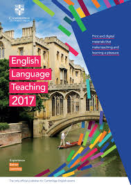 2017 elt cambridge university press international catalogue by