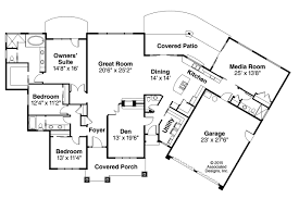 Prairie Style House Design Prairie Style House Plans Laurelhurst 30 994 Associated Designs