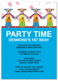 birthday party invitations text gallery invitation design ideas