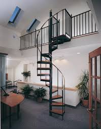 cabin spiral staircase ordered this weekend love the guys at the