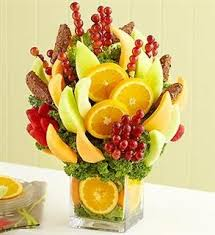 edibles fruit baskets best 25 fruit arrangements ideas on fruit flowers