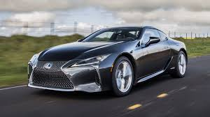 lexus hatchback 2018 2018 lexus lc 500h first drive the hotshot hybrid