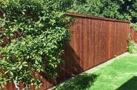 cedar wood fence 6 ft or 8 ft sbs lifetime fence company cedar