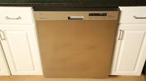 Stainless Steel Lg Dishwasher Lg Lds5040st Semi Integrated Dishwasher Review Cnet