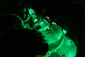 green led dash lights jeep