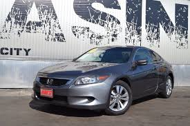 2010 honda accord coupe ex l 2010 used honda accord coupe ex l sporty smart coupe leather
