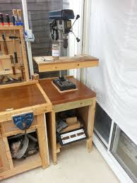 What Is A Pedestal Drill Make A Drill Press Or Pillar Drill Stand From Scrap With Mortice