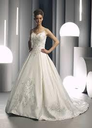 the wedding dress beautiful strapless wedding dress with embroidery ipunya