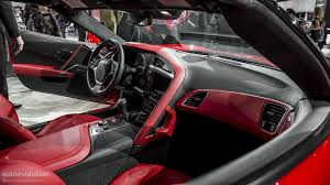 corvette stingray interior 2014 chevrolet corvette stingray us pricing announced autoevolution