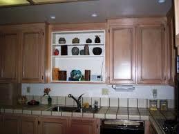 Shelf Above Kitchen Sink by Pleasant Hill Kitchen Townhouse Remodel Msk Design Build