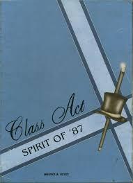 oakland high school yearbook 1987 oakland high school yearbook online murfreesboro tn classmates