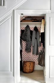 want to wallpaper the closet organization pinterest