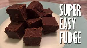 fudge recipe with sweetened condensed milk u0026 the microwave so