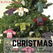 in july decorations to knit stitch