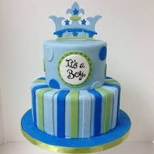 little prince baby shower cake with a little sparkle itsaboy