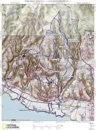 Ucsc Map Wilder Ranch In Santa Cruz