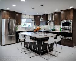 Contemporary Vs Modern Neat And Stylish Look By The Contemporary Kitchen Cabinets Amazing