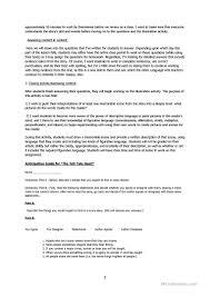 the tell tale heart worksheet free esl printable worksheets made