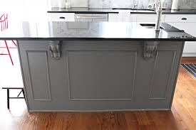 kitchen island with corbels island journey part 1 bower power