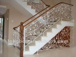 top selling ornamental staircase railing iron railing buy