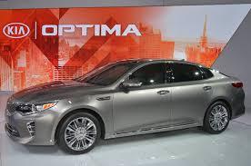 Kia Optima Interior Colors 2016 Kia Optima First Look Motor Trend