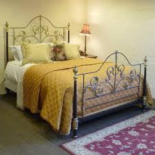 antique cast iron bed love cast iron beds antique bed pinterest