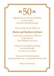 Wording For Wedding Programs 50th Wedding Invitation Wording Vertabox Com