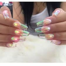 20 best glass nails images on pinterest acrylics acrylic nails