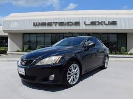 lexus sewell dallas preowned 2006 lexus is 250 in texas for sale 68 used cars from 6 923