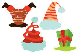 christmas themed hats creative fabrica