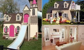 Inside Homes Inside The Lilliput Play Homes Custom Built For Children Of The