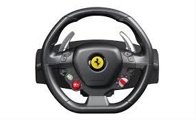 gaming steering wheel xbox 360 steering wheel racing gaming simulator 458 pedal