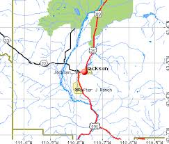 wy map jackson wyoming wy 83001 profile population maps estate