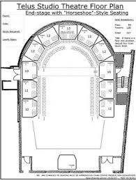 stage floor plan venue floor plans chan centre