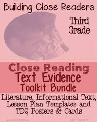 mini monthly units w close reading lesson plan ideas