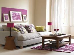 living room outstanding a futuristic living room purple accent