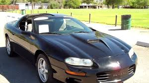Chevrolet Camaro 1998 2000 Chevy Camaro Z28 Ss Fast 320hp Sn 17853 Youtube