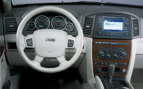 jeep compass dashboard 2005 jeep grand cherokee information and photos zombiedrive