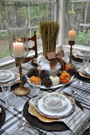 thanksgiving table centerpiece wooden box centerpiece