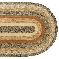 Braided Jute Rugs Country Style Braided Jute Rugs Kettle Grove