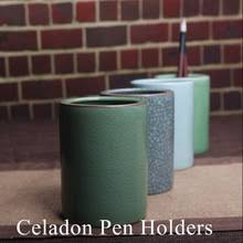 Ceramic Desk Accessories Buy Ceramic Pencil Holder And Get Free Shipping On Aliexpress