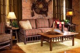 Rustic Living Room Furniture Lodge Craft - Rustic living room set