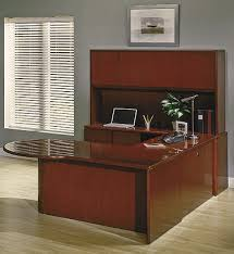 Excutive Desk U Shaped Executive Desk Sonoma U Shaped Executive Desk Set