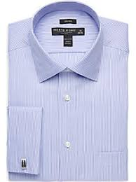 mens french blue dress shirt mens wearhouse