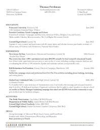 resume exles for college students college freshman resume sle best resume collection