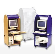 ensemble ordinateur de bureau pas cher table pour ordinateur portable et imprimante avec decoration meuble
