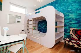 Fancy Bunk Bed Design With Pockets And Storage Under Also Simply - Fancy bunk beds