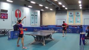 westchester table tennis center westchester table tennis center april 2017 open singles finals youtube