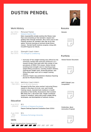 personal cv template good resume format
