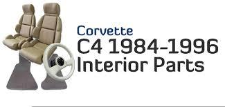 1986 Corvette Interior Parts Corvette Interior Parts C4 1984 1996